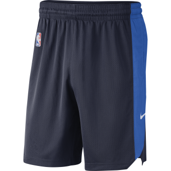NIKE NBA OKLAHOMA CITY THUNDER PRACTICE SHORTS