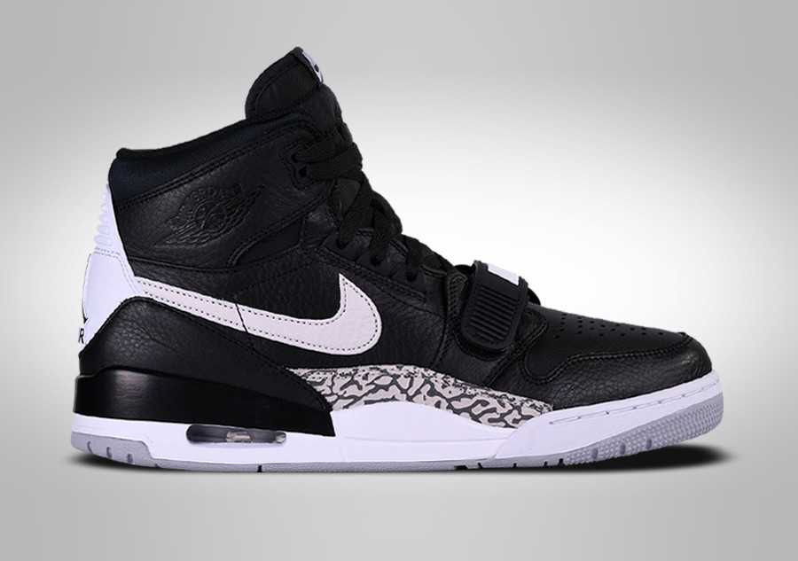 timeless design 5ffab dcfd0 NIKE AIR JORDAN LEGACY 312 BLACK CEMENT price €115.00   Basketzone.net
