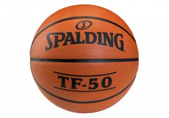 SPALDING TF-50 OUTDOOR (SIZE 5) ORANGE