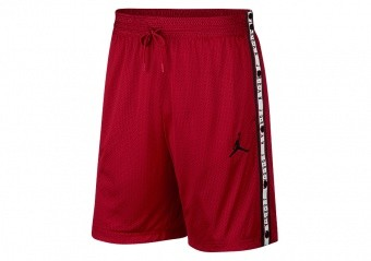 NIKE AIR JORDAN TEARAWAY SHORTS GYM RED