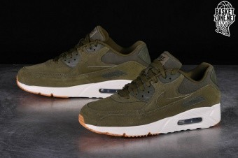 best cheap 1340a 85153 NIKE AIR MAX 90 ULTRA 2.0 LTR OLIVE CANVAS