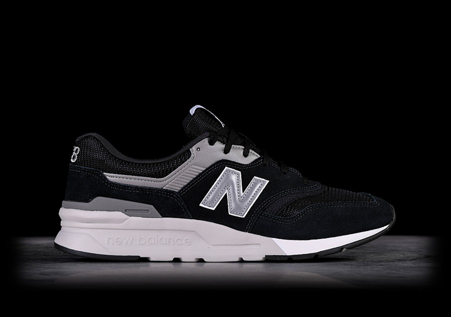 NEW BALANCE 997H BLACK WITH SILVER price €72.50   Basketzone.net