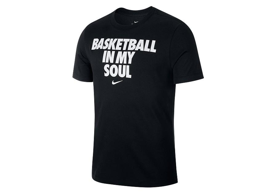 aa0c108f3 NIKE 'BASKETBALL IN MY SOUL' DRY TEE BLACK per €25,00   Basketzone.net
