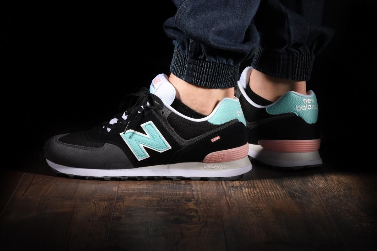 new balance 574 nba