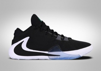 NIKE ZOOM FREAK 1 BLACK WHITE