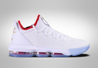 NIKE LEBRON 16 LOW DRAFT DAY