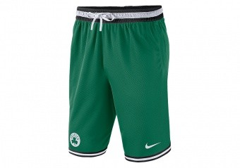 NIKE NBA BOSTON CELTICS DNA SHORTS CLOVER