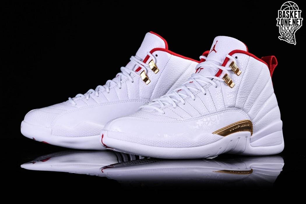 Air Jordan 12 Retro 'FIBA'