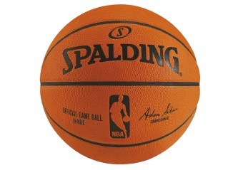 SPALDING NBA GAMEBALL REPLICA IN/OUT (SIZE 7) ORANGE