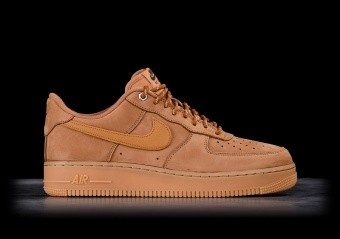 NIKE AIR FORCE 1 '07 WB FLAX/GUM LIGHT