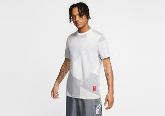 NIKE KYRIE IRVING DRI-FIT TEE WHITE