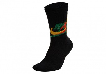 NIKE AIR JORDAN LEGACY JUMPMAN CLASSICS SOCKS BLACK