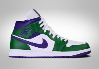 NIKE AIR JORDAN 1 RETRO MID INCREDIBLE HULK