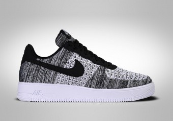 NIKE AIR FORCE 1 LOW FLYKNIT 2.0 OREO