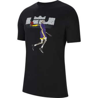 NIKE LEBRON JAMES LOGO DRI-FIT TEE