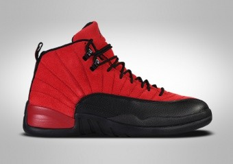 NIKE AIR JORDAN 12 RETRO REVERSE FLUE GAME