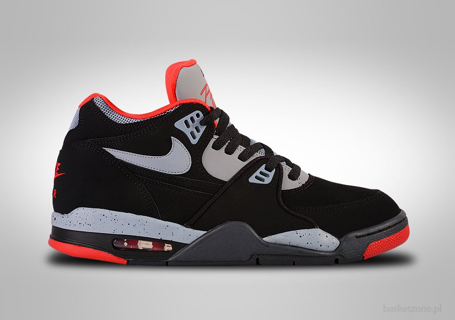 3a57c09a2101 NIKE AIR FLIGHT  89 BRED voor €117