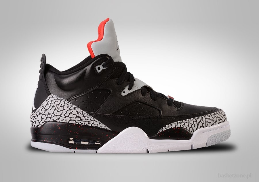 release date 2d04e 59402 ... norway nike air jordan son of low black cement a3a9a 7b71d