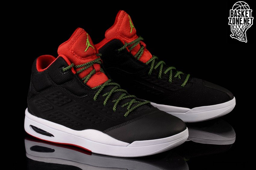 Nike Air €112 Jordan Per New Poison School 50 Bred Green CoxrBWed