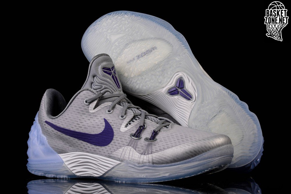 purchase cheap half off outlet for sale order kobe 5 wolf grey a6947 1da4f